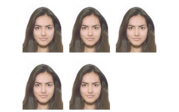 Эксперимент The Village: Как фотографируют на паспорт. Изображение № 16.