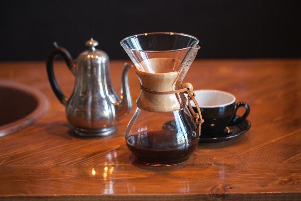 Кофейня Coffee3 влофте Contour . Изображение № 14.