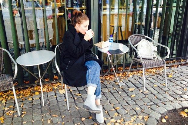 Где пить кофе вОсло. Изображение № 3.