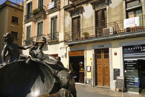 Грасия, независимый каталонский квартал. Изображение № 4.