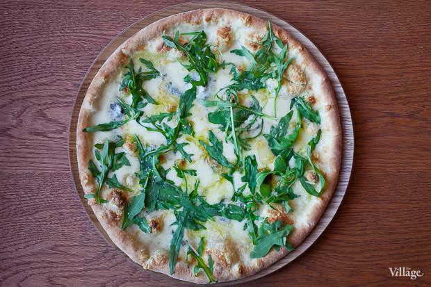 Пицца «4 сыра» — 490 рублей. Изображение № 36.
