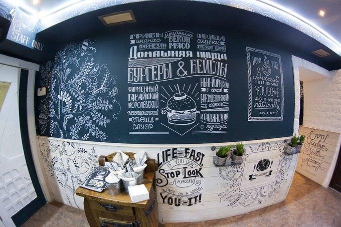 НаТеатральной площади открылось кафе The Greenery . Изображение № 2.