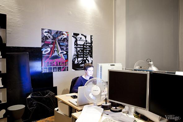 Офис недели (Москва): Ostengruppe и Zoloto. Изображение № 10.