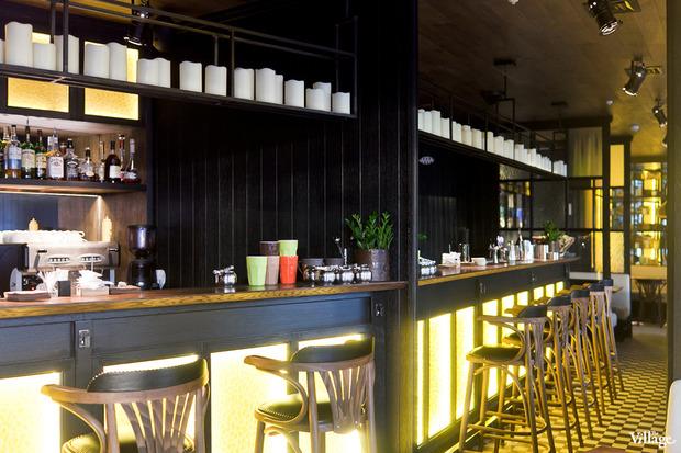Новое место (Петербург): Ресторан-бар Solnce. Изображение № 3.