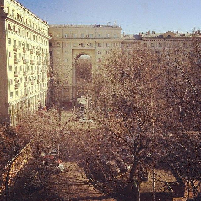Весна в Москве в снимках Instagram. Изображение № 20.
