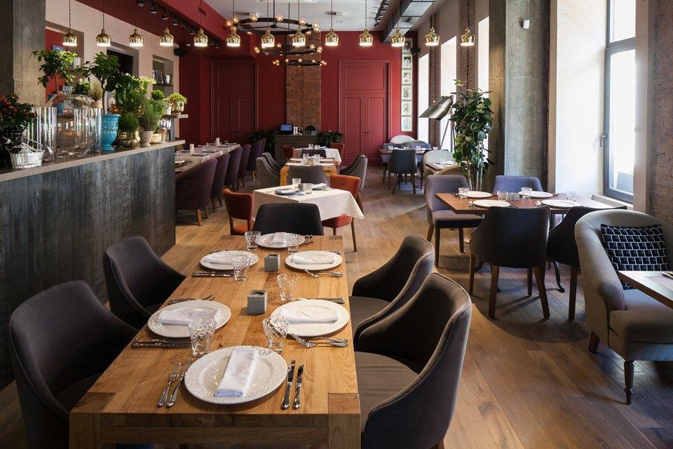 Bar27 и ресторан GooseGoose наБольшой Конюшенной . Изображение № 2.