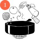 Рецепты шефов: Паста «Орекьетте алла Романо». Изображение № 4.