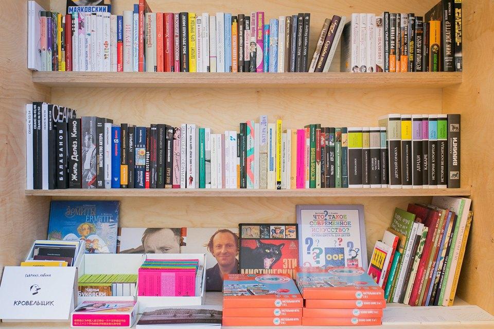 Как выглядит книжный квартал на Малой Конюшенной. Изображение № 4.