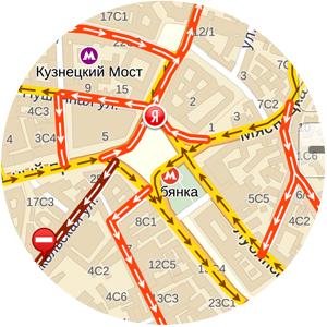 Эксперимент The Village: Насколько точно работает сервис «Яндекс.Пробки». Изображение № 7.