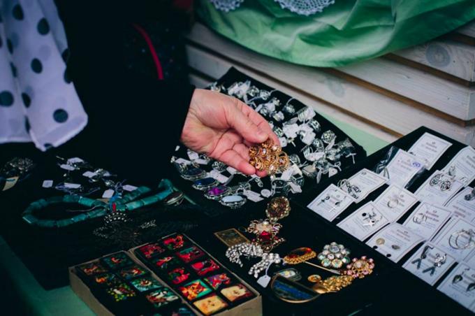 «Антикварный уикенд» на Даниловском рынке будет проходить каждую неделю. Изображение № 5.