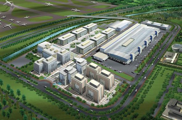 Аэротрополис Taoyuan, Япония. Изображение № 7.