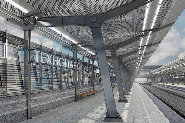 Метро-2015: Как будут выглядеть 8новых станций . Изображение № 4.