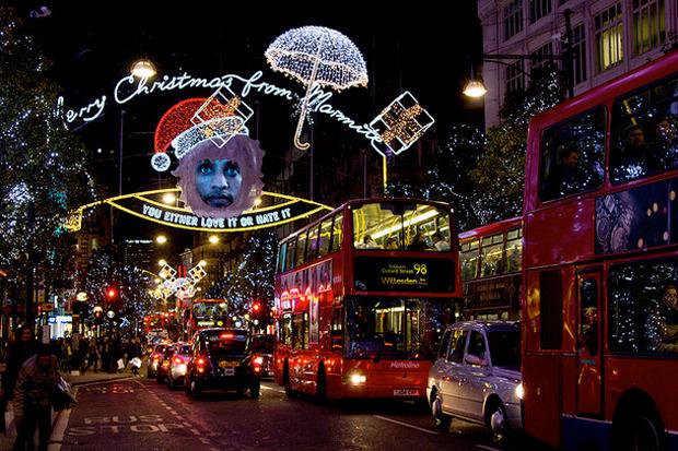 Дневник города: Зима в Лондоне. Изображение № 1.