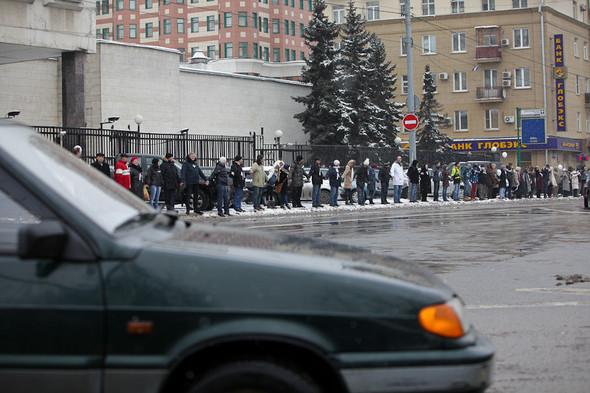 Близкое окружение: Участники акции «Белый круг» о проблемах Москвы. Изображение № 16.