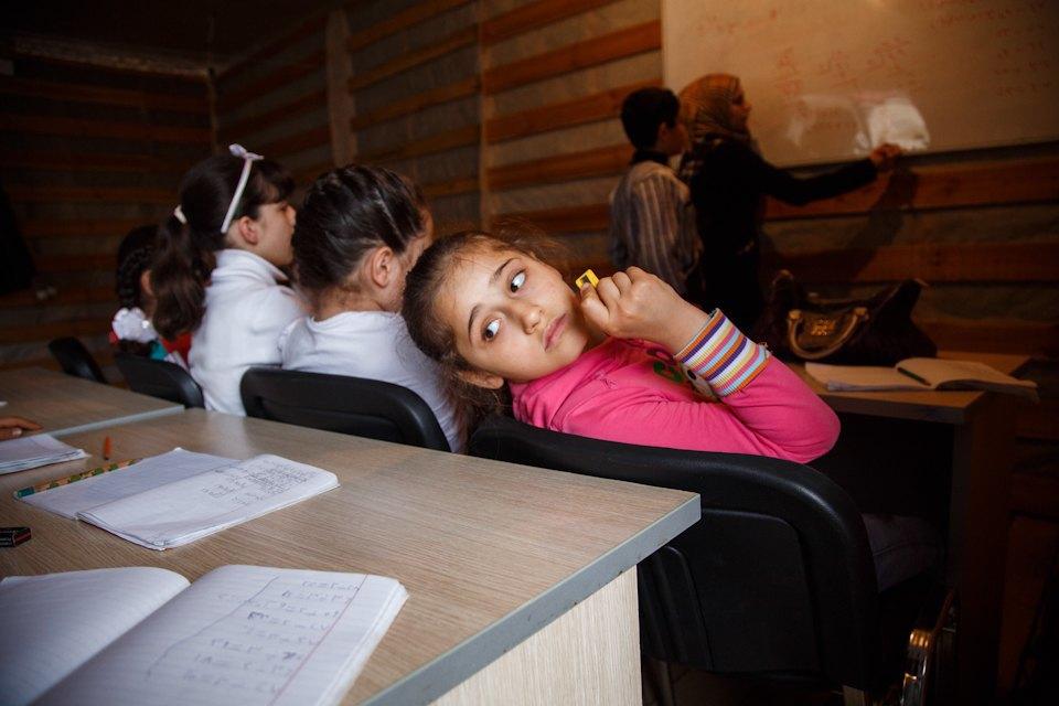 Дети, которых нет: Как проходят занятия в ногинской школе для сирийских беженцев. Изображение № 21.