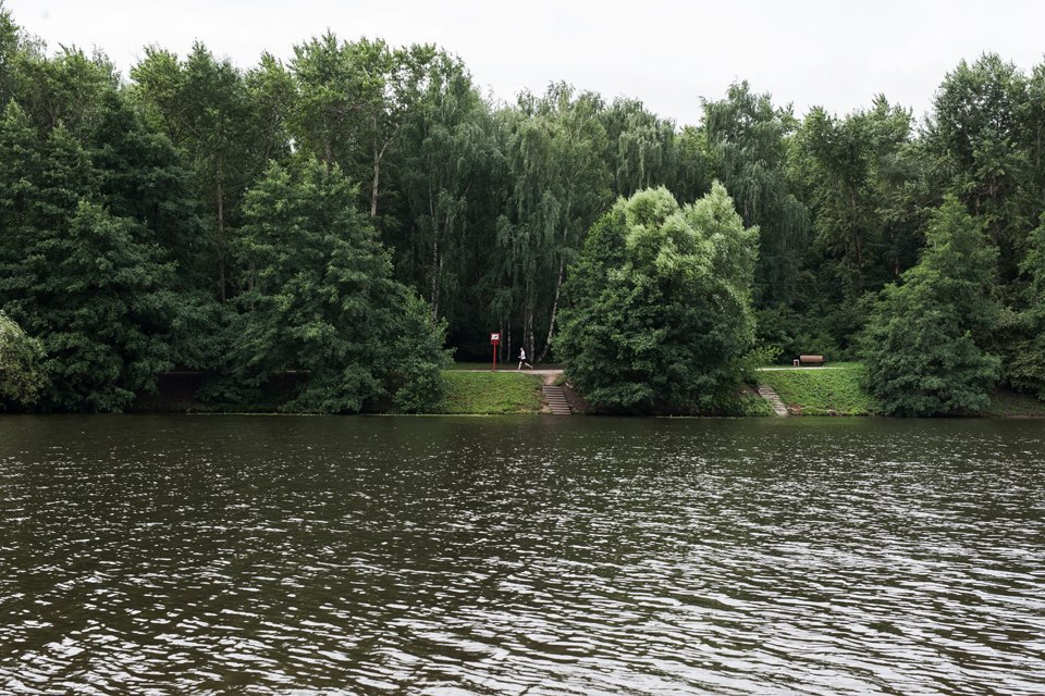 Живописные беговые маршруты в опасных районах Москвы. Изображение № 36.