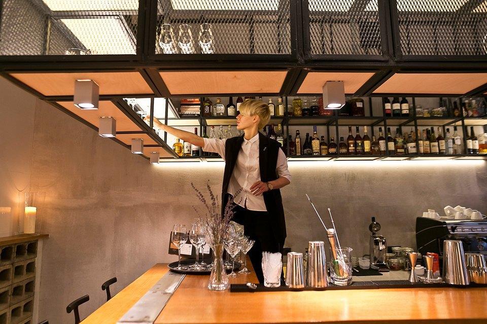 Ресторан и бар Holy Fox. Изображение № 2.