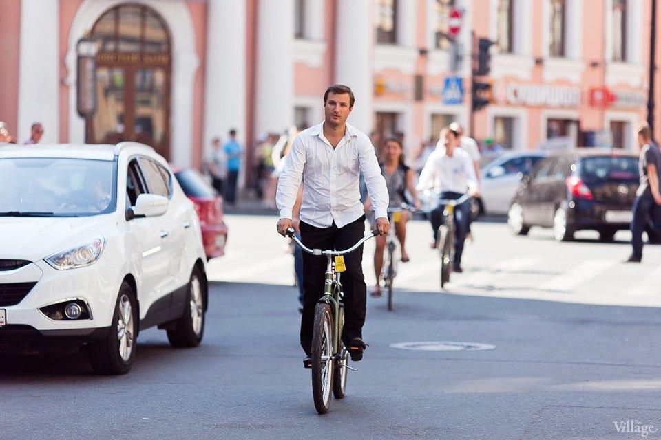 Где наши мигалки: Как петербургские депутаты пересели на велосипеды. Изображение № 15.