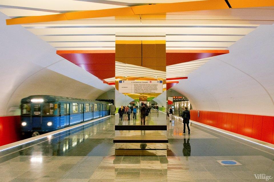 Фото дня: Новые станции метро «Лермонтовский проспект» и «Жулебино». Изображение № 24.