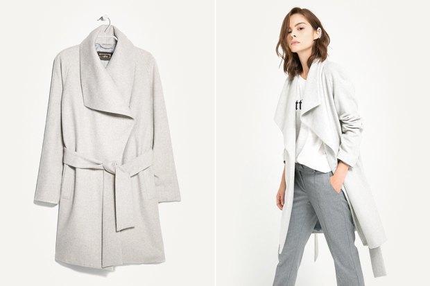 Где купить женское пальто: 9вариантов от 4500рублей до 58тысяч рублей. Изображение № 2.