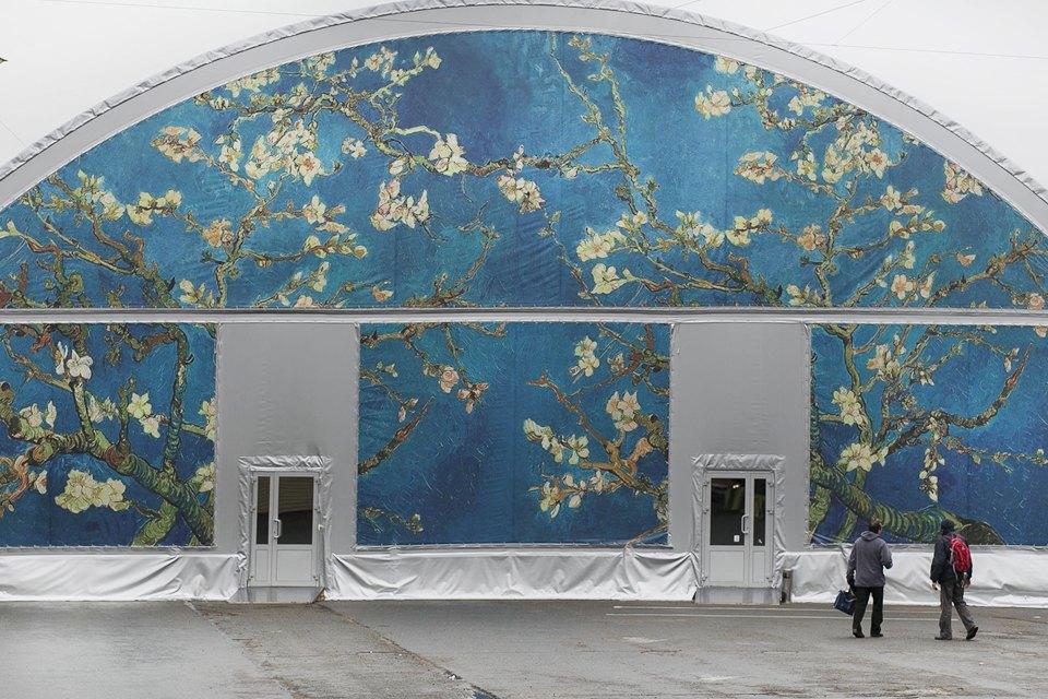 Выставка Van Gogh Alive . Изображение № 2.