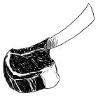 Части тела: Из чего сделаны стейки в ресторанах. Изображение № 12.
