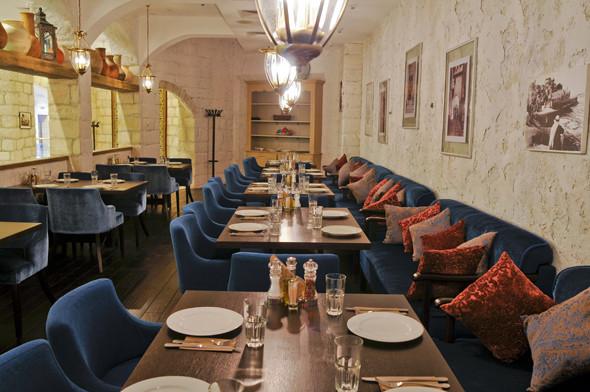 Ресторан Misada находится на пятом этаже «Афимолла». . Изображение № 8.