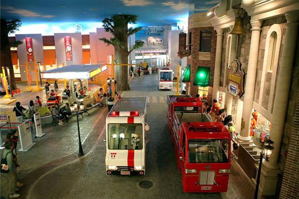 Детский город профессий Kidzania в Токио. Изображение № 3.