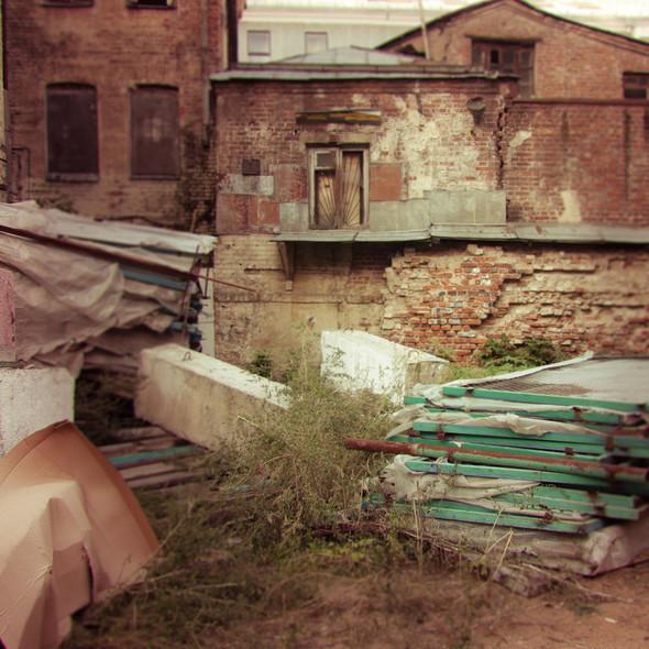В зоне риска: Доходный дом в Пожарском переулке. Изображение № 9.