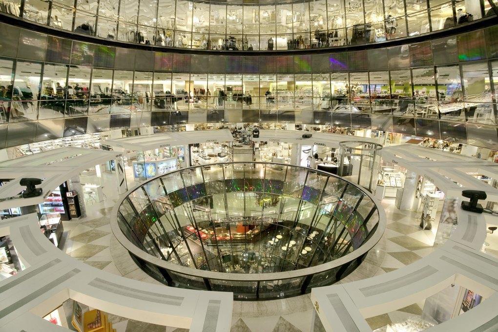 Hopes Tech: 10 самых красивых магазинов мира. Изображение № 22.