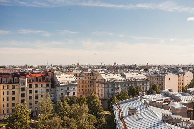 Новое место (Петербург): Sky Terrace. Изображение № 3.
