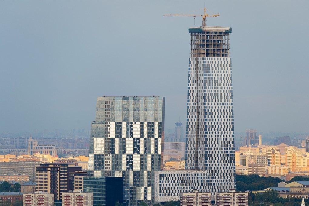 Hopes Tech: 15 самых эффектных небоскрёбов мира. Изображение № 13.