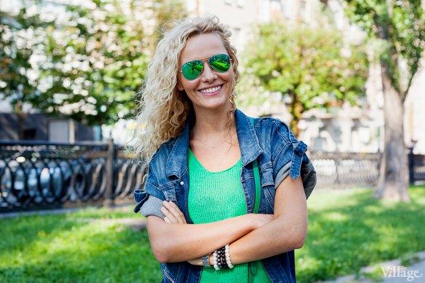 Внешний вид (Киев): Ирина Старченко, менеджер в Red Bull. Изображение № 2.