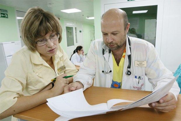 Спорный диагноз: Медики ореформе здравоохранения вМоскве. Изображение № 3.