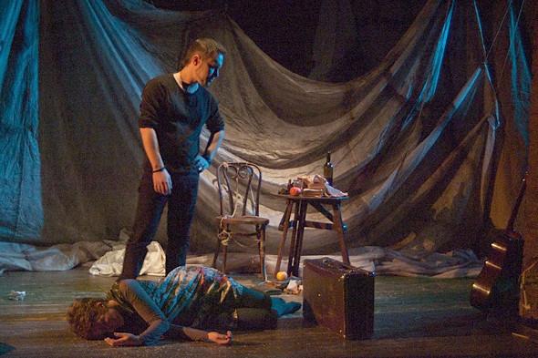 Фотография: театр «Особняк». Изображение № 11.