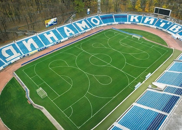 Стадион в Киеве. Изображение № 11.
