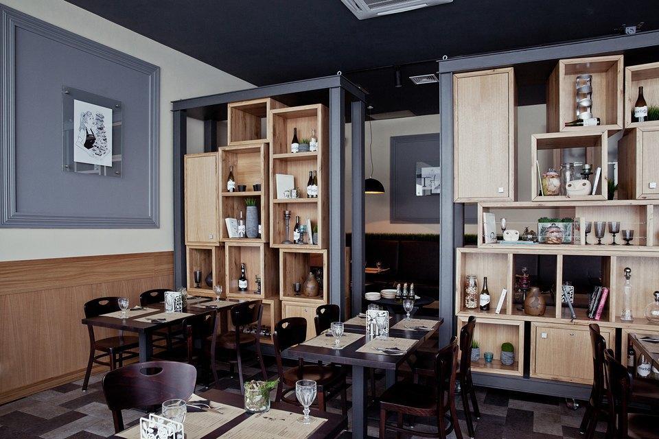 Ресторан скандинавской кухни Enebaer. Изображение № 3.