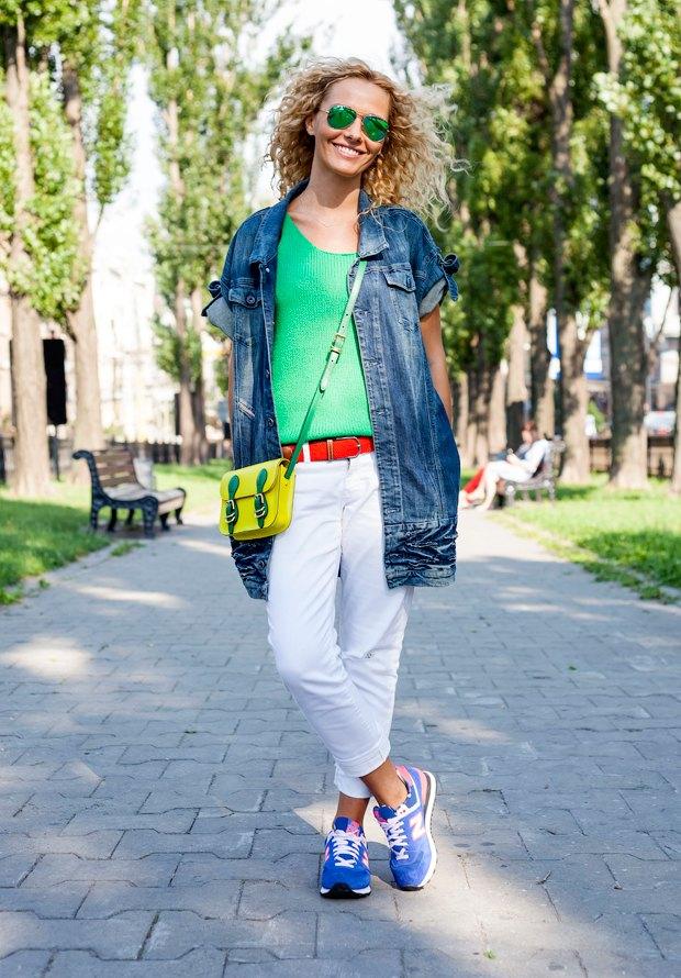 Внешний вид (Киев): Ирина Старченко, менеджер в Red Bull. Изображение № 1.