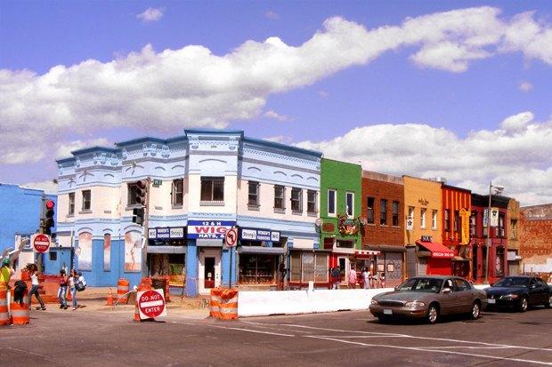 Иностранный опыт: Как превратить криминальное гетто в Вашингтоне в престижный район. Изображение № 13.