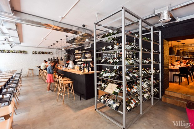 Новое место: Винный бар Vinostudia. Изображение № 5.