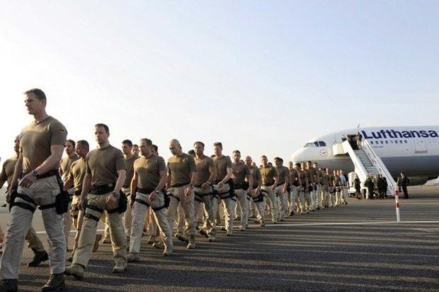 Как у них: Жители Израиля, Дании, Германии, Греции, США — о службе в армии. Изображение № 8.