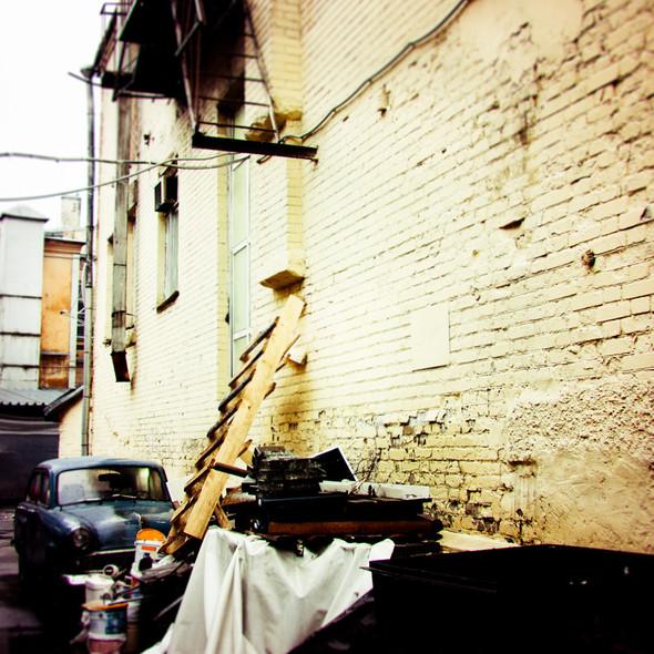 В зоне риска: Дом Поленова на Зоологической улице. Изображение № 8.