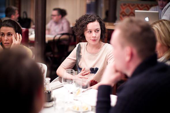 Разговоры на спортивном ужине. Изображение № 22.