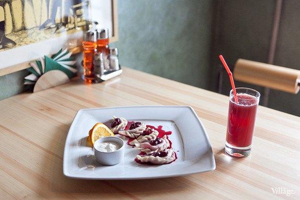 На Васильевском острове откроется ресторан «Пельмения» . Изображение № 1.