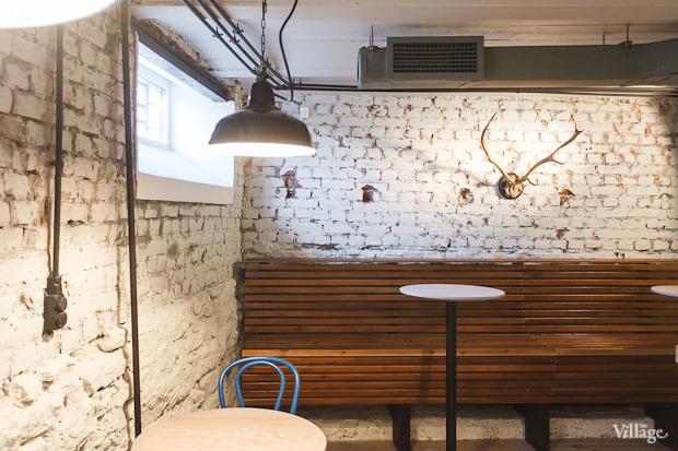 Новое место (Петербург): Кафе-бар «Чайки». Изображение № 5.