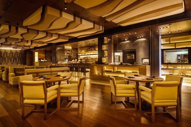 В Москве открылся второй ресторан Nobu. Изображение № 3.