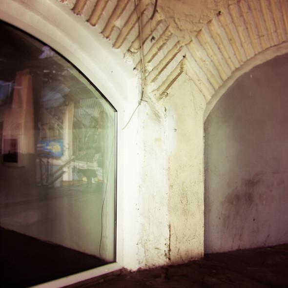 Изображение 6. В зоне риска: Круговое депо Ленинградского вокзала.. Изображение № 7.