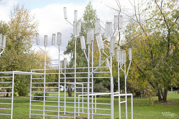 В парке Горького открылась выставка «Нужное искусство». Изображение № 14.
