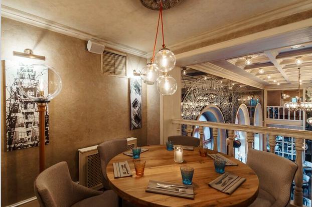Ресторан «Павильон» на Патриарших открылся после ребрендинга. Изображение № 3.