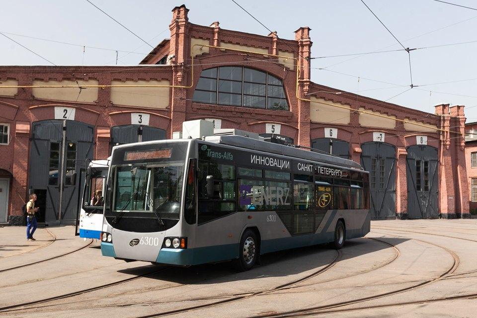 Троллейбусы будущего савтономным ходом. Изображение № 8.